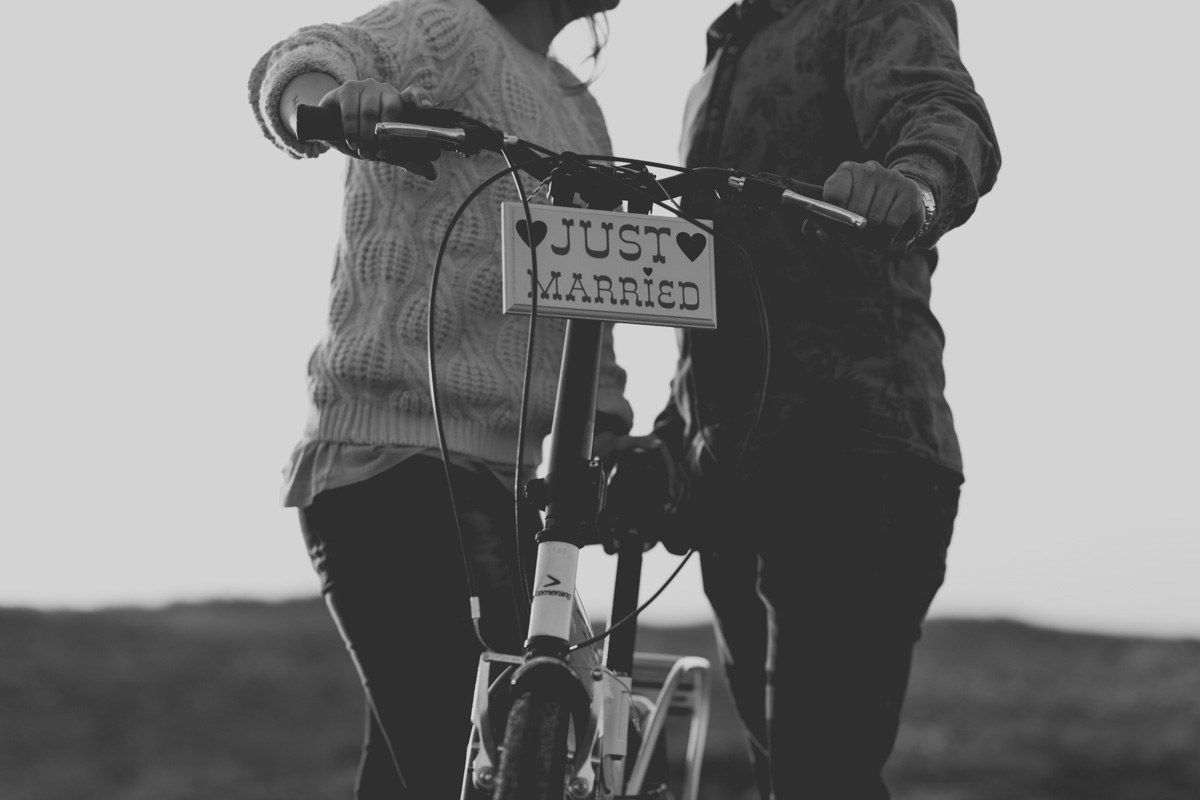 pre boda bicicleta