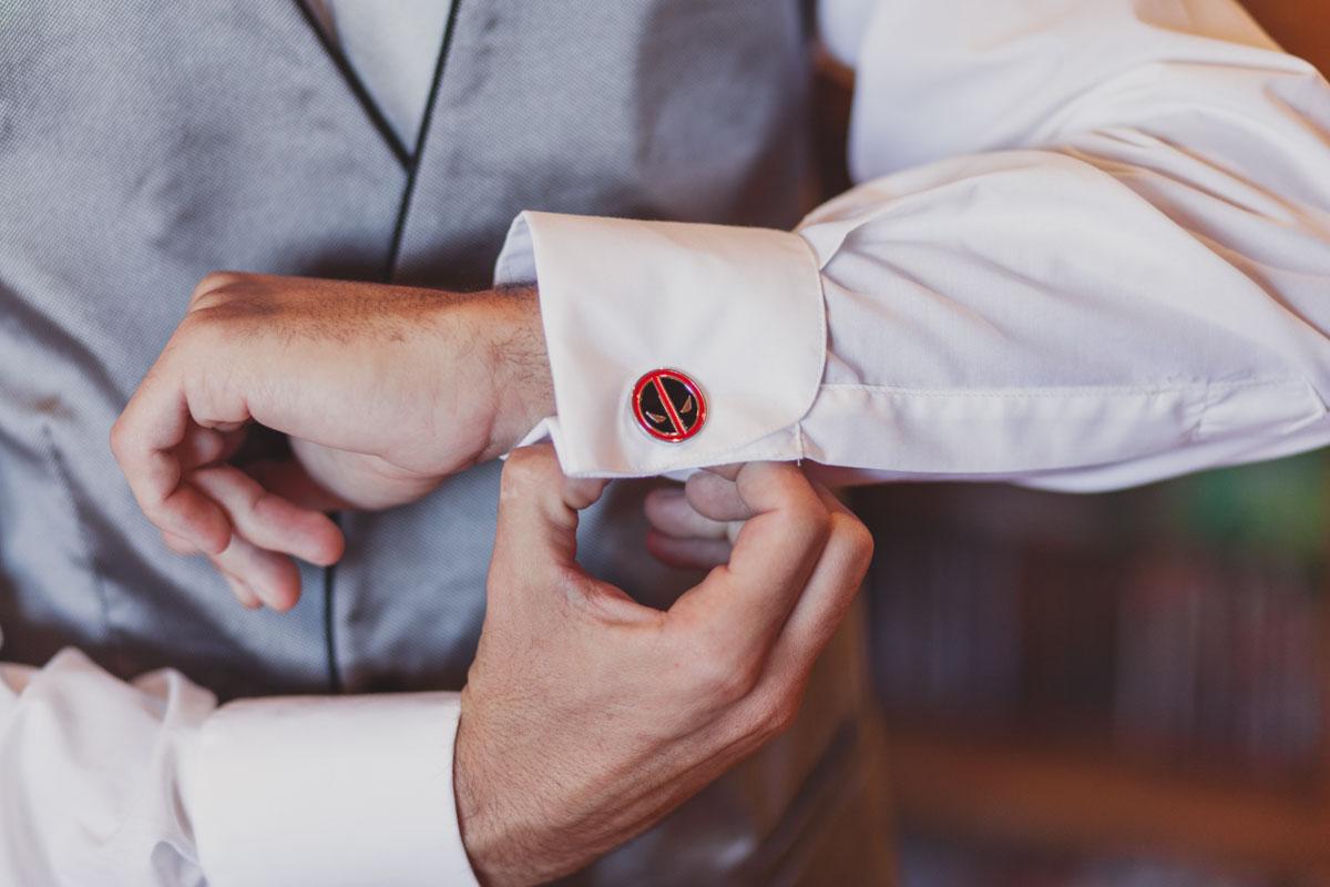preparativos novio, fotografía de boda en vigo