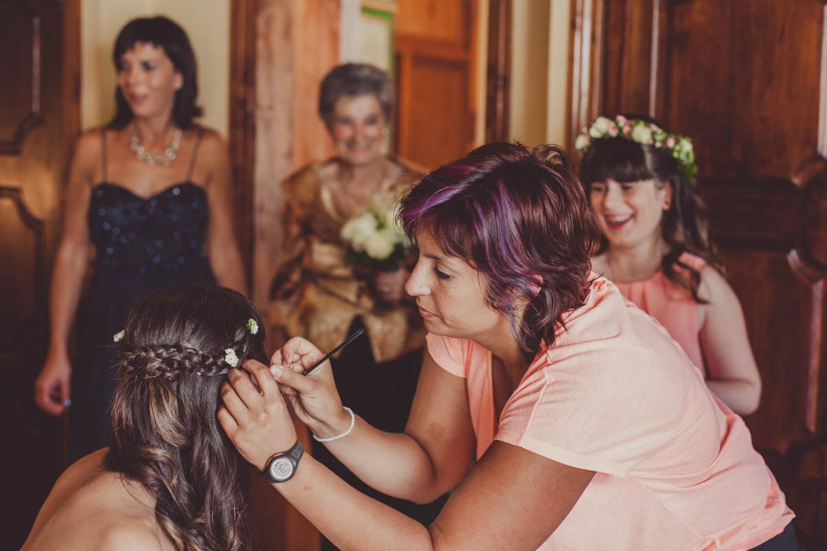 preparativos novia, fotógrafo bodas vigo