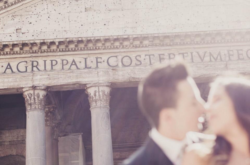 GT – Post boda en Roma