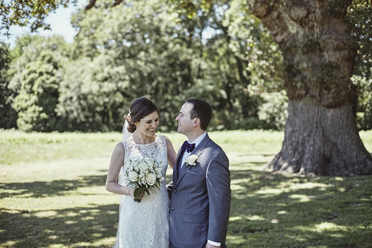 boda en el pazo de cores