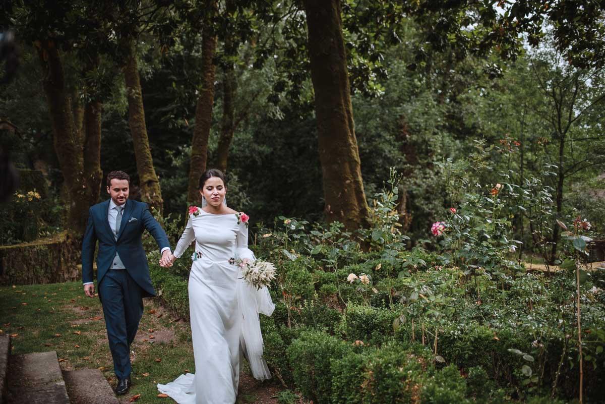 boda en pazo faramello