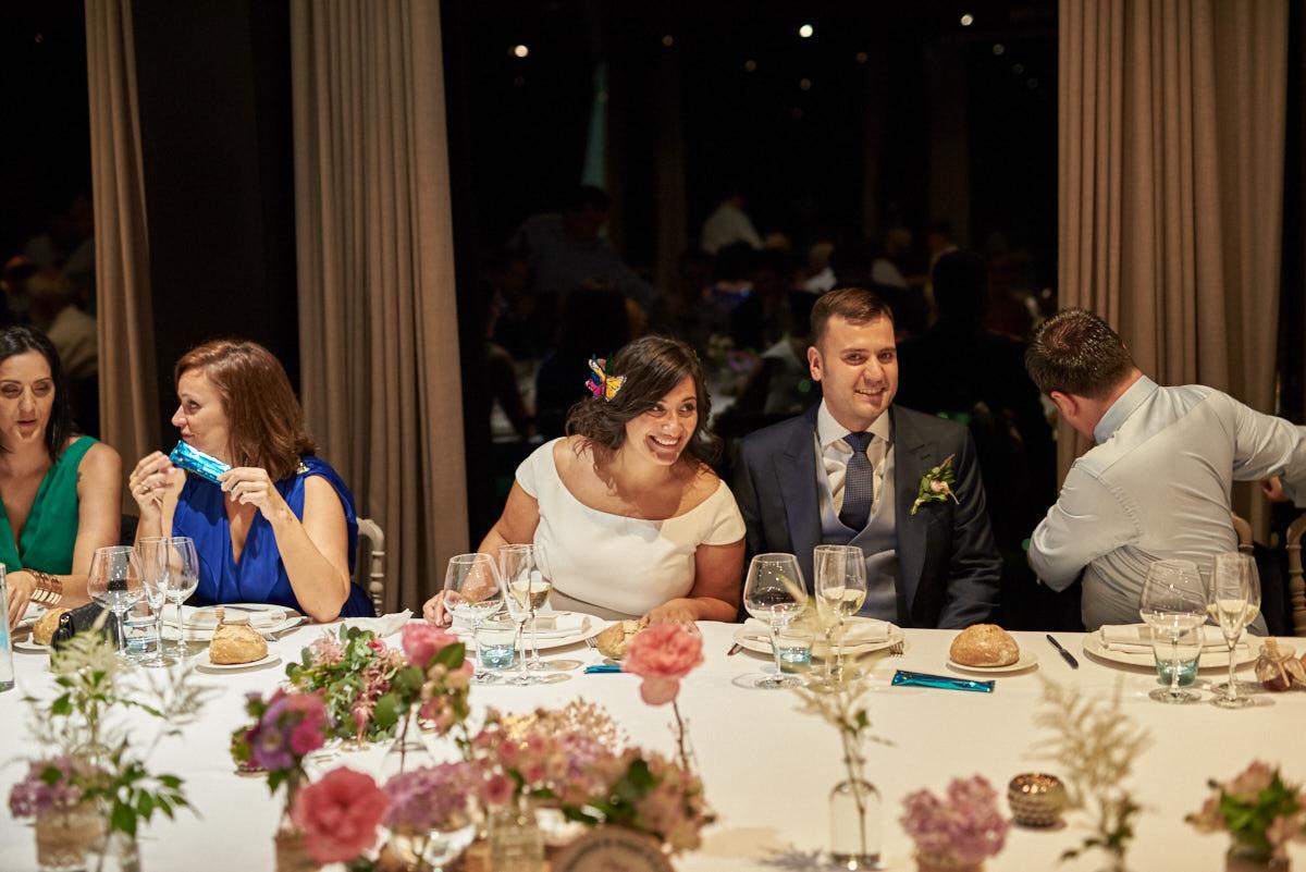 banquete boda casal de arman