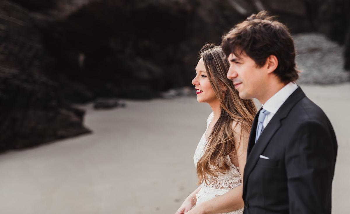 boda playa catedrales