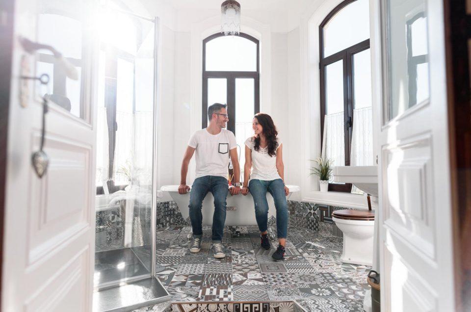 CM – Pre boda en Villa Idalina