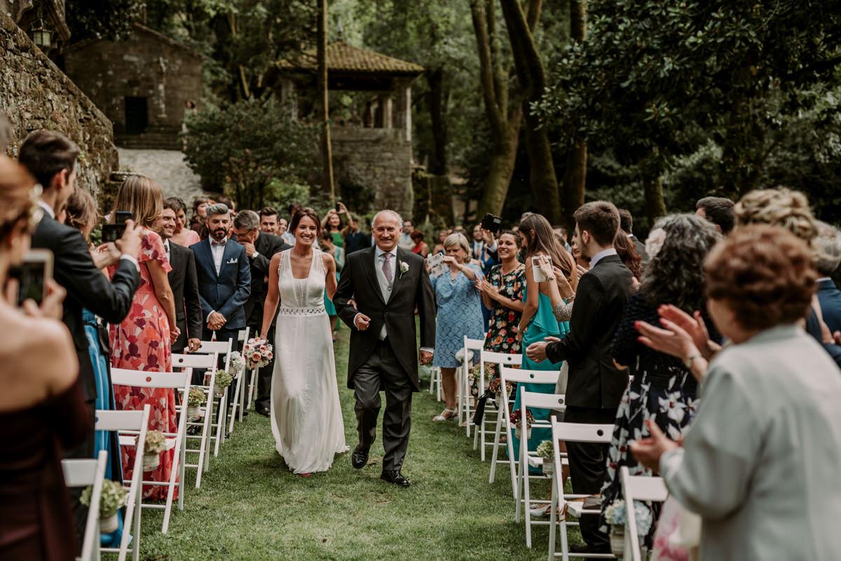 boda civil pazo faramello