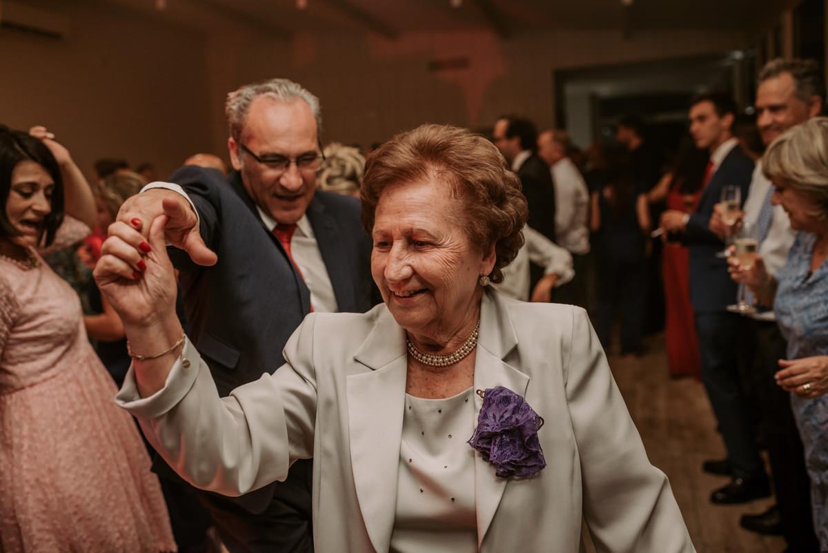 fiesta de boda pazo faramello