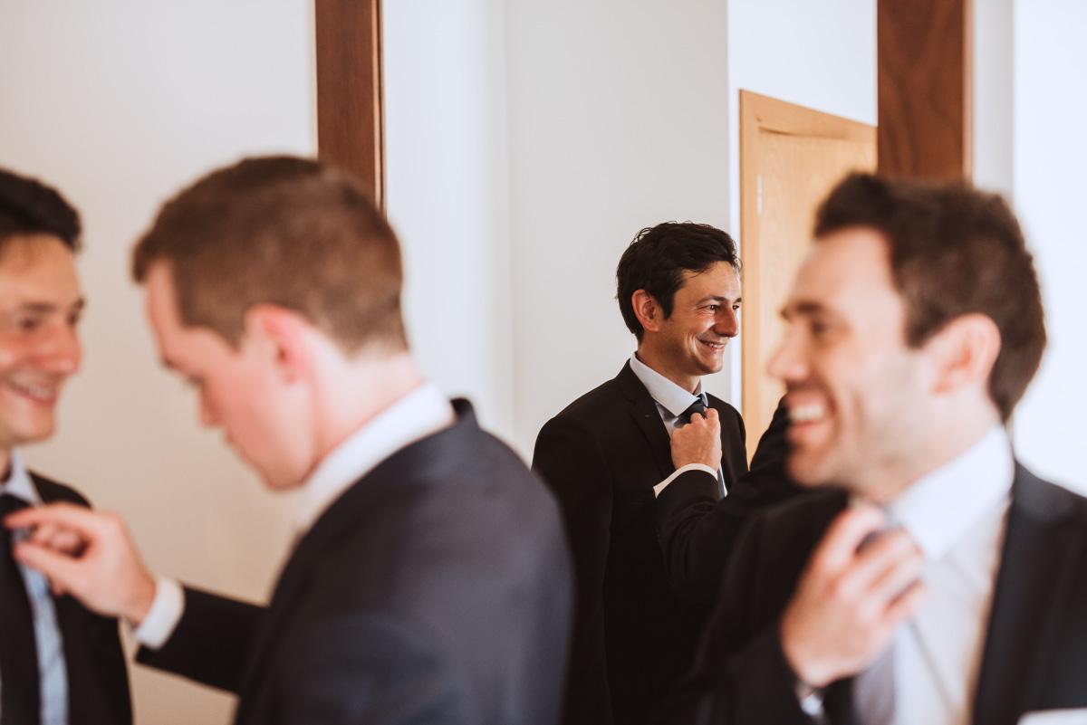 boda en santiago de compostela