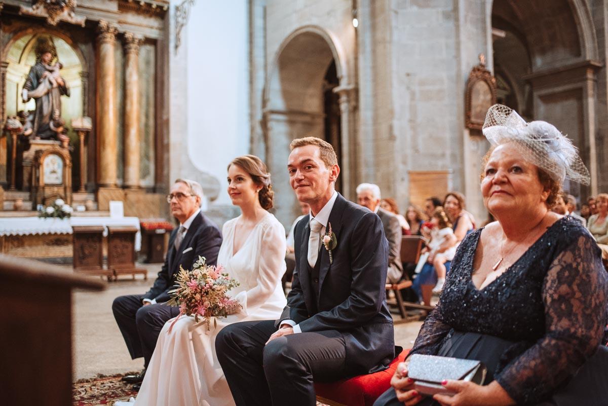 boda religiosa en hotel monumento san francisco