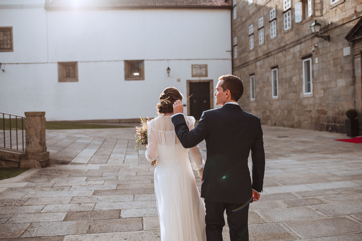 fotógrafo de bodas en santiago de compostela