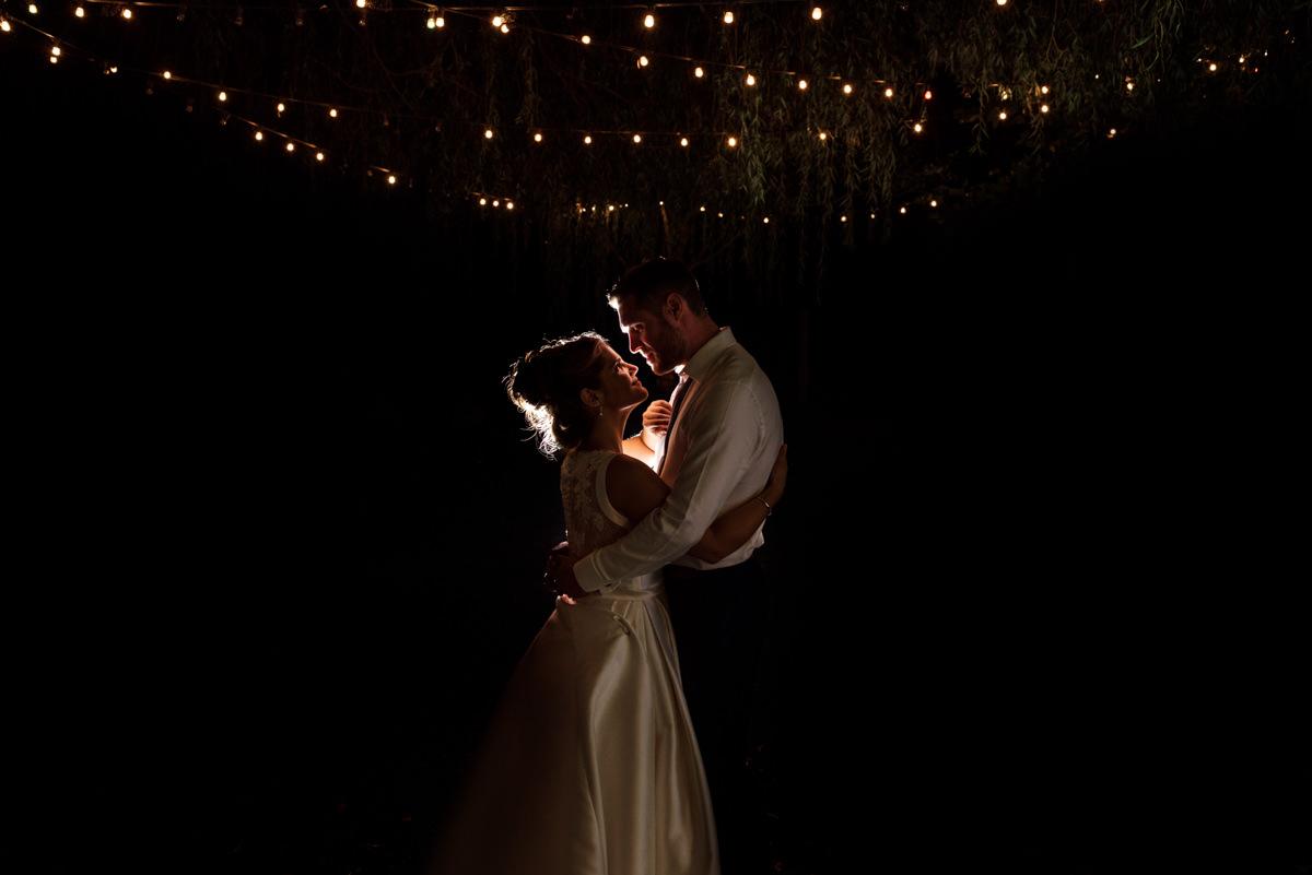 boda en el pantano
