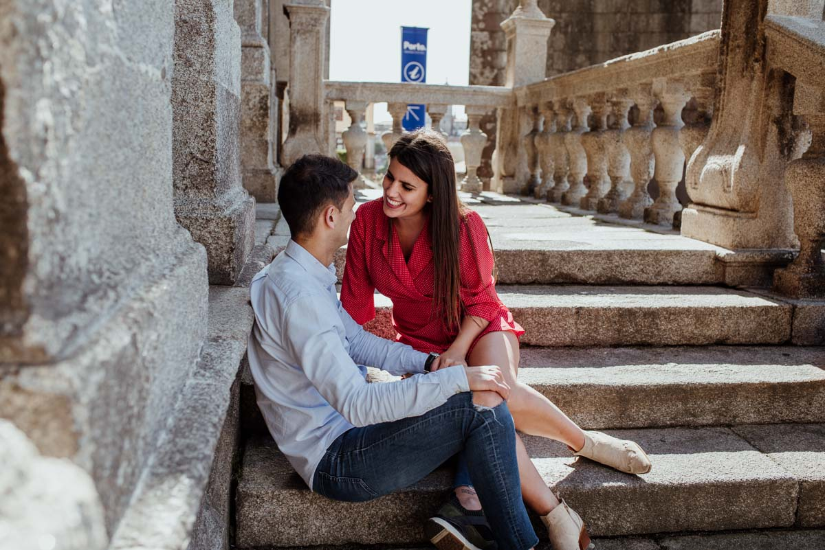 Pre-boda en Portugal